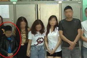 Sau 'Khá Bảnh', diễn viên Cu Thóc bị bắt quả tang sử dụng ma túy