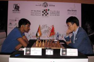 Lê Quang Liêm đánh mất lợi thế ở Dubai Open
