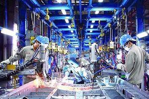 Chỉ số sản xuất toàn ngành công nghiệp quý I-2019 tăng 9,2%