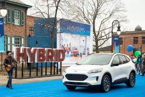 Ford Escape 2020: Hiện đại hơn, thông minh hơn