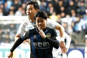 Công Phượng đá chính lạc lõng, Incheon thua tan nát vòng 5 K-League