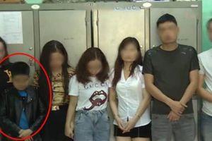 Diễn viên Huỳnh Tuấn Anh - 'cu Thóc' bị bắt quả tang khi đang sử dụng ma túy trong quán Karaoke