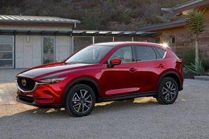 Mazda ngừng bán một số mẫu trong tháng 4/2019