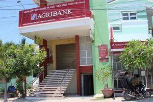 Ngân hàng Agribank mời công an vào cuộc vụ nhân viên biển thủ hàng trăm triệu của khách hàng