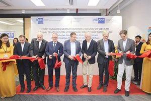 Vườn ươm doanh nghiệp Đức tại Việt Nam đi vào hoạt động