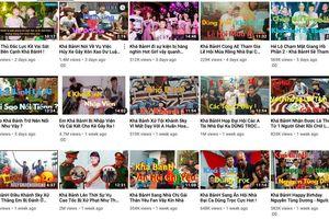 Khá Bảnh 'nóng' đến mức nào trên YouTube trước khi bị tắt kiếm tiền và đề nghị gỡ bỏ?