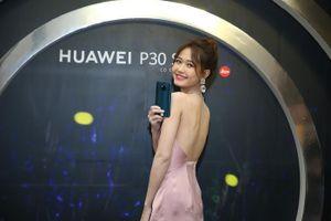 Huawei định nghĩa lại nhiếp ảnh trên di động với P30 Series
