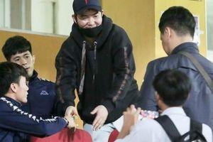 Con trai HLV Park Hang Seo lần đầu trả lời phỏng vấn tại Việt Nam
