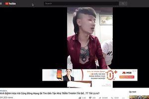 Doanh nghiệp Việt đầu tiên ngừng quảng cáo trên Youtube sau vụ Khá Bảnh