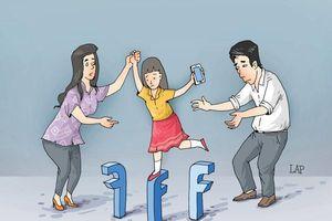 Những hướng dẫn cơ bản giúp bảo vệ trẻ an toàn trên mạng xã hội