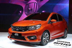 Xe giá rẻ Honda Brio tại Việt Nam sẽ không có bản số sàn