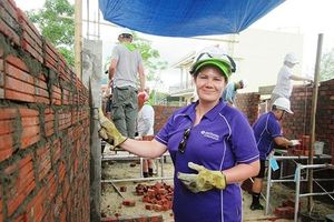 HFHI tài trợ 1,4 tỷ đồng giúp Quảng Nam chống chịu thiên tai