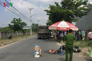 Tai nạn giao thông, sinh viên Đại học Duy Tân tử vong tại chỗ