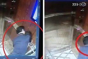 Thông tin mới nhất về vụ bé gái bị sàm sỡ trong thang máy
