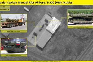 Vệ tinh Israel tiết lộ tình trạng trực chiến đặc biệt của S-300VM và Su-30MK2 Venezuela