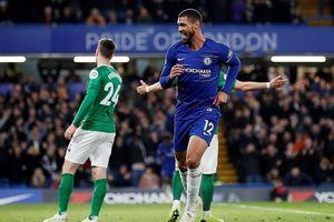 Đánh bại Brighton trên sân nhà, Chelsea vượt mặt MU