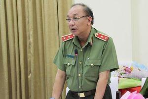 Tướng Lê Đông Phong nói về xu hướng tội phạm ma túy