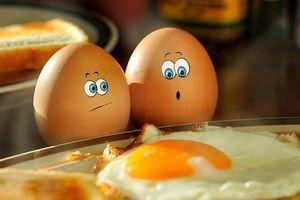 Điều gì xảy ra nếu ăn quá nhiều trứng?