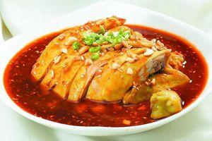 Kou Shu Ji - món 'gà chảy nước miếng' nức tiếng Tứ Xuyên