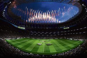 Lễ khai trương sân bóng trị giá 1 tỷ bảng hoành tráng của Tottenham