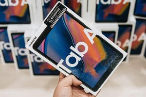 Galaxy Tab A Plus 2019 lên kệ tại VN, kèm bút S Pen, giá 7 triệu đồng