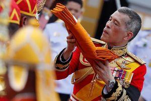 Thái Lan thu thập nước thiêng chuẩn bị cho lễ đăng quang của nhà vua