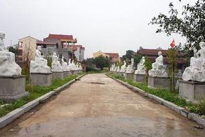 Yêu cầu làm rõ việc 16 bức tượng ở chùa Khánh Long bị phá hoại