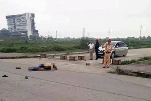 Vụ nam thanh niên đâm chết bạn gái ở Ninh Bình: CSGT có mặt tại hiện trường là trung tá