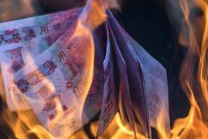 Ngân hàng Trung Quốc ra cảnh báo khẩn về tiền âm phủ
