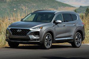 Bảng giá xe ô tô Hyundai mới nhất tháng 4/2019: Santa Fe 2019 thế hệ mới giá từ 995 triệu đồng