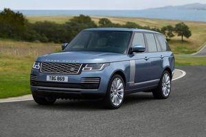 Bảng giá xe Land Rover mới nhất tháng 4/2019: LWB Autobiography có giá hơn 11 tỷ đồng