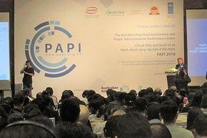 PAPI 2018: Cung ứng dịch vụ công và thủ tục hành chính công được hài lòng hơn