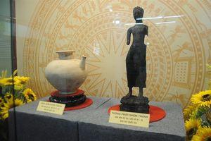 Cần Thơ công bố hai bảo vật quốc gia có từ thế kỷ V