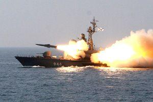 Hải quân Mỹ chật vật đối phó tên lửa kháng hạm của Nga