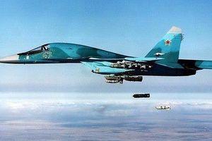 Nga không kích hủy diệt trung tâm truyền thông của Al-Qaeda Syria ở Idlib