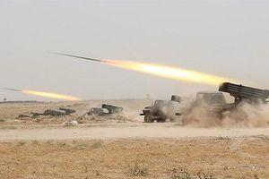 Nga sử dụng kinh nghiệm Syria huấn luyện pháo binh - tên lửa chống khủng bố