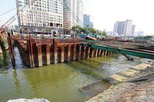 TP.HCM: Mời gọi nhiều dự án đầu tư chống ngập