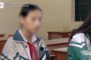Vụ nữ sinh lớp 9 bị đánh hội đồng ở Hưng Yên: Không ai can ngăn vì quá sợ hãi