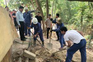 Tổng cục Môi trường: Bắt quả tang Hapaco Đông Bắc xả thải trực tiếp ra môi trường
