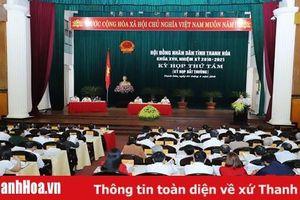 Kỳ họp thứ 8, HĐND tỉnh khóa XVII sẽ quyết nghị nhiều nội dung quan trọng liên quan đến sự phát triển của tỉnh