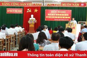 Huyện Thọ Xuân: Trao giải cuộc thi Tìm hiểu 990 năm Danh xưng Thanh Hóa với tư cách là đơn vị hành chính trực thuộc Trung ương