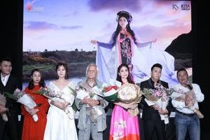 Lý Hương kết hợp với ca sĩ trẻ Lưu Thiên An trong MV sự tích trầu cau