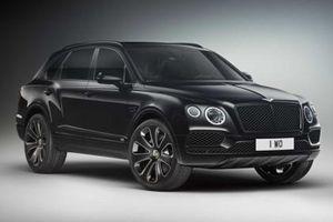 Bentley Bentayga V8 Design Series bổ sung nhiều điều chỉnh thẩm mỹ cả ngoài và trong