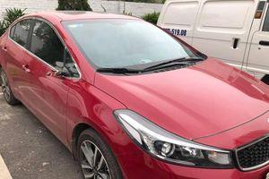 Trộm gương ô tô hoành hành tại khu đô thị Hồng Hà