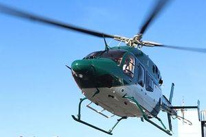 Tắc đường, đáp trực thăng đi làm giá 3 - 12 triệu đồng/chuyến