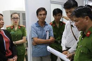Bắt Tổng Giám đốc Công ty Quảng Đà về hành vi lừa đảo