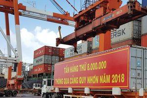 Cảng Quy Nhơn bất ngờ đề xuất tăng vốn khi đang bị Nhà nước thu hồi