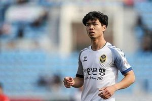 Báo Hàn Quốc: 'Một mình Công Phượng không gánh nổi Incheon United'