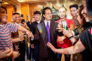 Hình ảnh Chế Linh mừng sinh nhật tuổi 77 tại Hà Nội