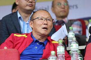 Thầy Park 'đãi cát tìm vàng' cho SEA Games và vòng loại World Cup